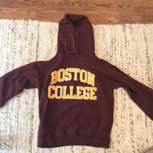 Boston College champion sweatshirt